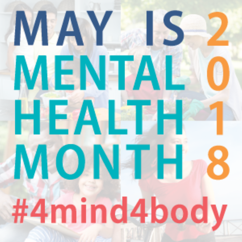 Mental Health Month image 1