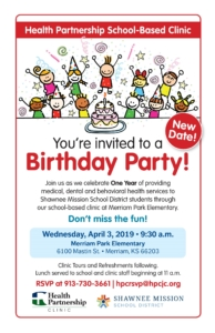 Merriam Park Elementary: One Year Birthday Celebration