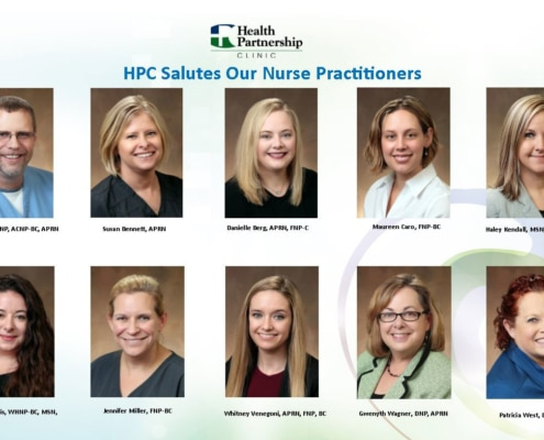 HPC Nurse Practitioner Week 2019