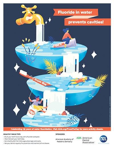February is Children's Dental Health Month