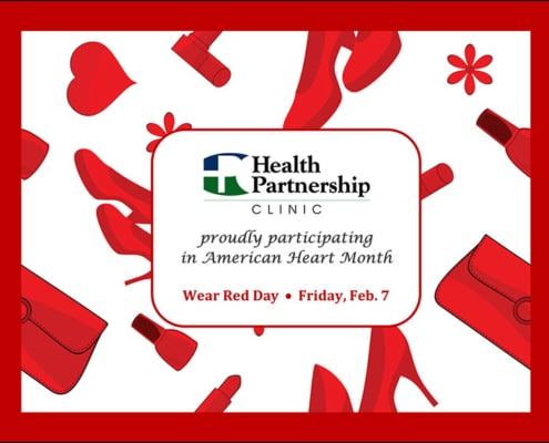 2020 Wear Red Day is February 7th
