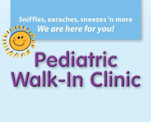 HPC Pediatric Walk-In Clinic