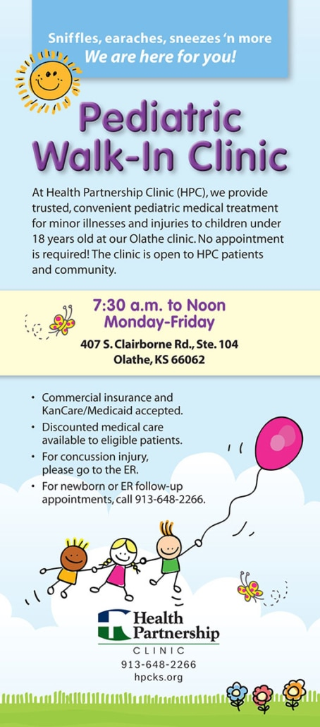 HPC Pediatric Walk-In Clinic