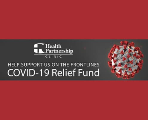 Health Partnership Clinic: COVID-19 Relief Fund