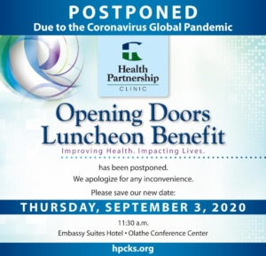 HPC 2020 Luncheon Postponed