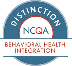 NCQA - Behavioral Health Integration Logo