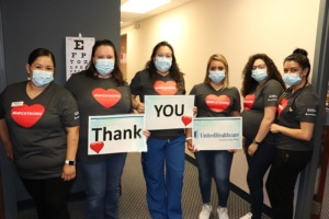 Health Partnership Clinic: Thank you for your support during the pandemic!
