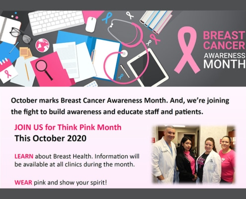 HPC Breast Cancer Awareness Month