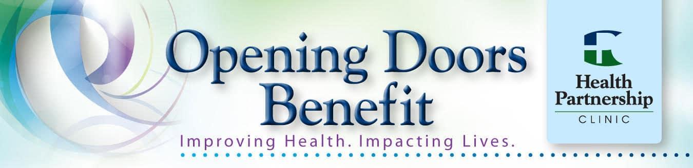 Health Partnership - 2020 Opening Doors Event