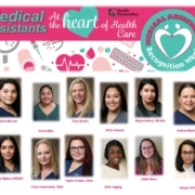 HPC Celebrates Medical Assistants Week Oct. 19-23