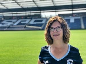 Susan Wallace - Sporting KC