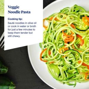 Veggie Noodle Pasta