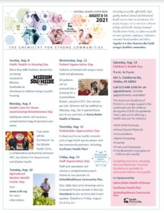 2021 National Health Center Week - English