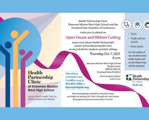 HPC Shawnee Mission West High School Ribbon Cutting