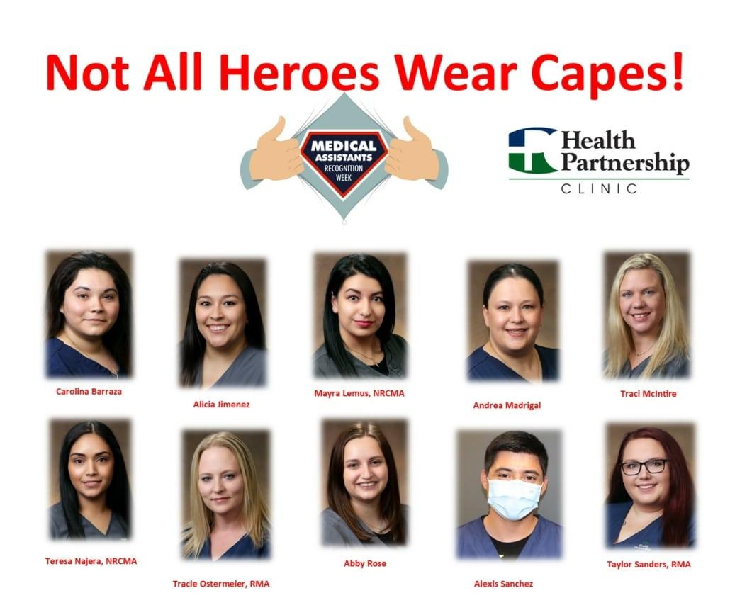 Medical Assistants Week October 18-22, 2021